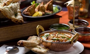 Eggs&More: Three-Course Indian Eggs and Banquet for Two ($45) or Four People ($85) at Eggs & More (Up to $152 Value)