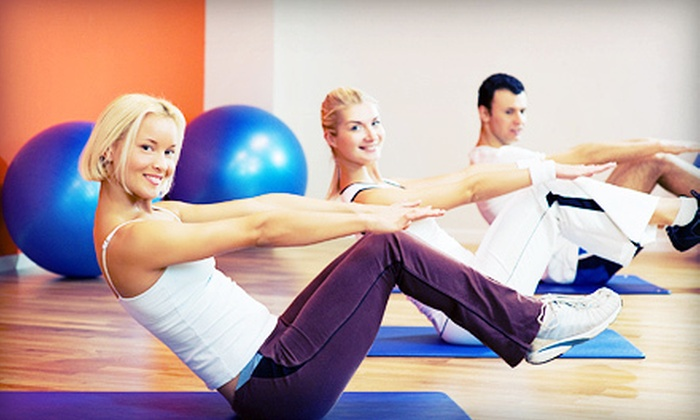 The Club at Morristown - Morristown: One-, Three-, or Six-Months of Unlimited Small Group Training with Gym Access at The Club at Morristown (Up to 90% Off)