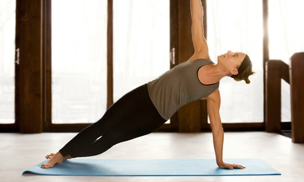 5 or 10 Yoga Classes, or One Month of Unlimited Yoga Classes at Sadhaka Yoga Room (Up to 55% Off)
