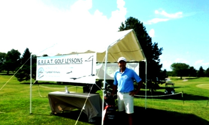 G.R.E.A.T. Golf Lessons - Medalist Golf Club: Up to 50% Off Golf Lessons with Video Analysis at G.R.E.A.T. Golf Lessons