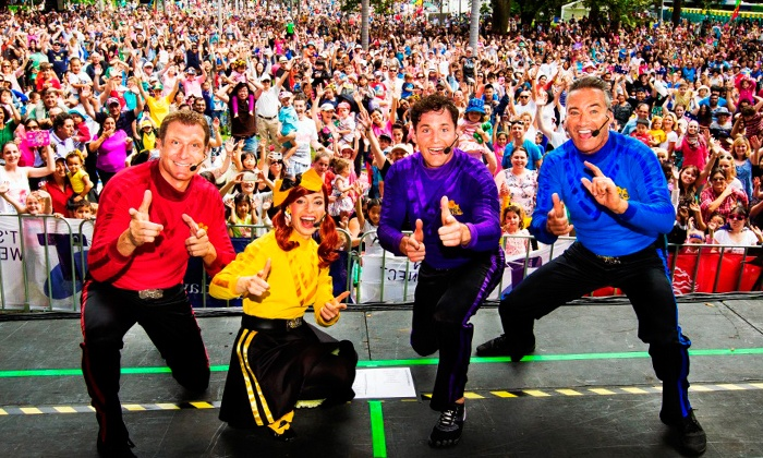 The Wiggles - Joe Louis Arena: The Wiggles at Fox Theatre on October 11 at 1 p.m. (Up to 49% Off)