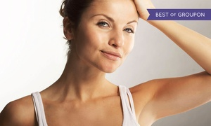 Starkey Medical Esthetics: Six Laser Hair-Removal Treatments on a Small, Medium, or Large Area at Starkey Medical Esthetics (Up to 84% Off)