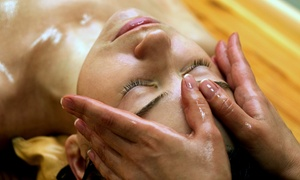Threading by GlamIndia: Facial at Threading by GlamIndia (Up to 55% Off). Three Options Available.