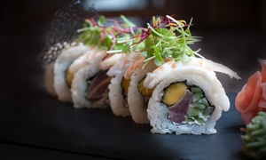 Restauracja Pataya Sushi: Japońska uczta sushi: 36 kawałków za 69,90 zł i więcej opcji w Restauracji Pataya Sushi w Gliwicach (do -48%)