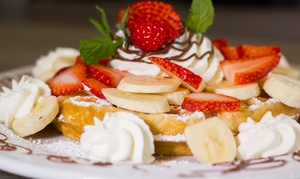 Bagatelle Cafe and Bistro: $12 for $20 Worth of Casual Brunch or Lunch at Bagatelle Cafe and Bistro