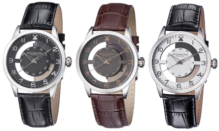 Stuhrling Aviator Men's Watches