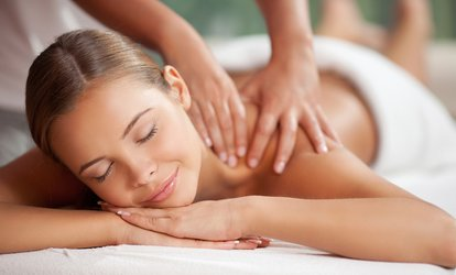 image for  Back Massage and Facial at The Salon North End