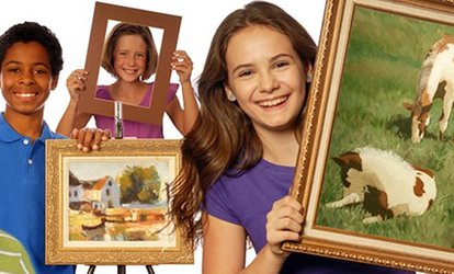 image for Introductory Painting and Drawing <strong>Classes</strong> for Kids, Teens, or Adults at Mission: Renaissance (Up to 75% Off)