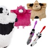 My Pillow Pets Backpack and BrushPets Sets