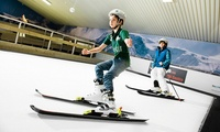 Indoor Ski Lesson for Up to Three at We Are Vertigo