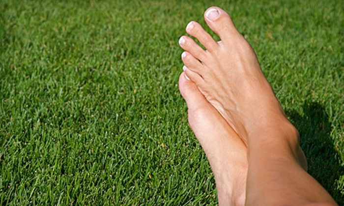 ClearNailz - Fort Worth: Up to $500 Toward Laser Toenail-Fungus Removal for 1–5 or 6–10 Toes at Clearnailz