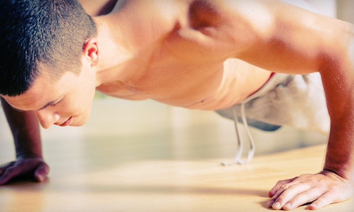 New You Fitness - Victoria: 10 or 20 Boot-Camp Sessions or Three or Six Personal-Training Sessions from New You Fitness (Up to 75% Off)