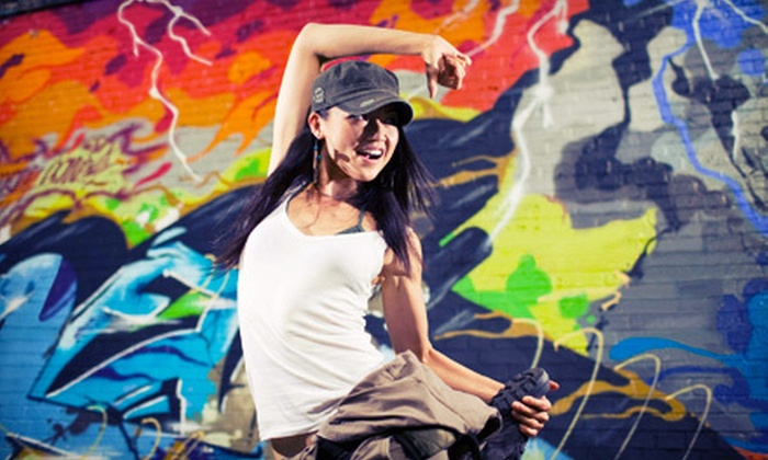 The Hip-Hop Dance Conservatory - Tribeca : 5 or 10 Hip-Hop Dance Classes at The Hip-Hop Dance Conservatory (Up to 66% Off)