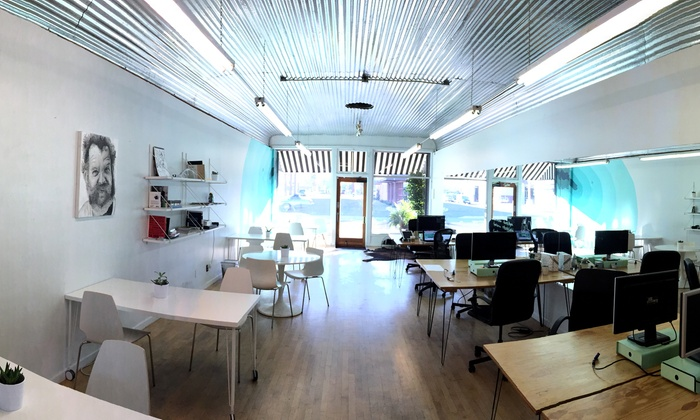 Lab Coworking Space - Downtown Phoenix: $25 for $50 Groupon — Lab Coworking Space