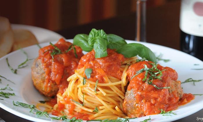 Nové Italian Restaurant - Wilton: Dinner for Two or Four at Nové Italian Restaurant (45% Off)