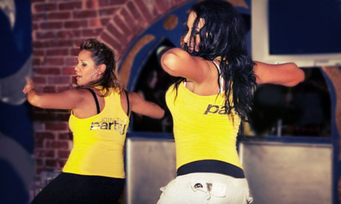Party Fitness Studio - Serra Mesa: Four or Eight Zumba Classes at Party Fitness Studio (Up to 65% Off)