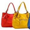 Up to 79% Off a Ruby Blue Couture Handbag
