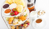 Afternoon Tea for Two or Four at The Saddle Room Cafe (Up to 56% Off)