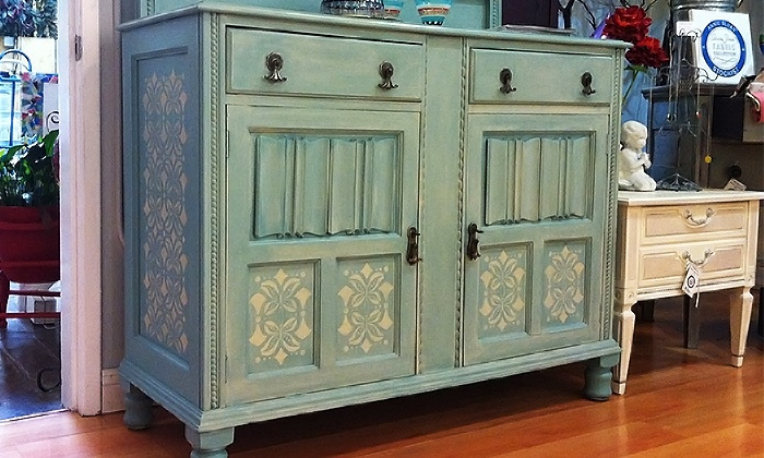 Artistic Home Studio - Artistic Home Studio: Painted Furniture Finishes Class for One or Two at Artistic Home Studio (Up to 43% Off)