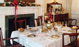 The President Woodrow Wilson House: Admission for Two or Four to The President Woodrow Wilson House (Up to 48% Off)