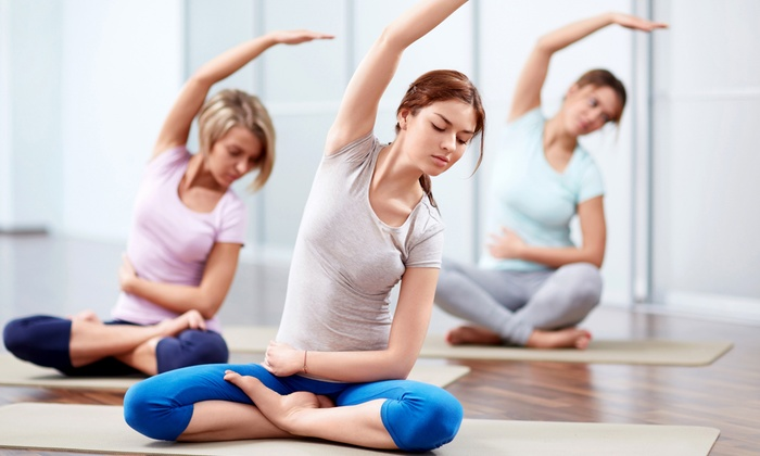 Yin Yang Pilates and Yoga - Lake Zurich: $59 for 10 Group Pilates or Yoga Classes at Yin Yang Pilates and Yoga ($140 Value)
