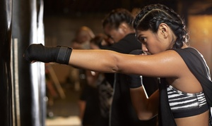 Olympus Boxing and MMA Fitness: $30 for $59 Worth of Boxing Lessons — Olympus Boxing and MMA Fitness