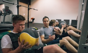 Icore Fitness: Two Weeks of Fitness and Conditioning Classes at iCORE Fitness (65% Off)