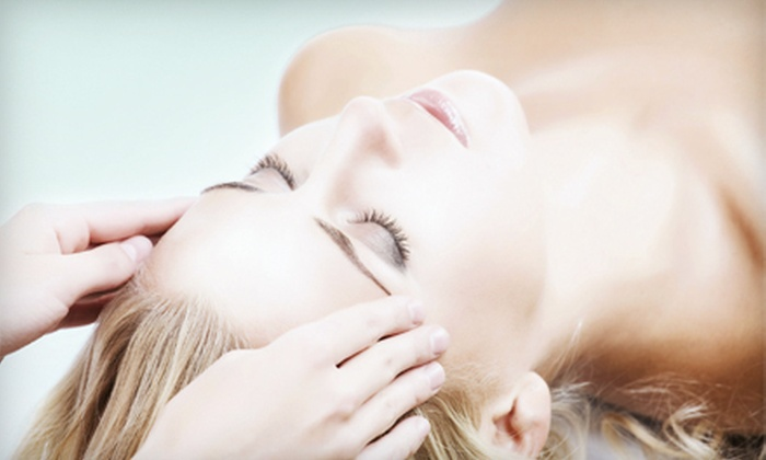 Anishas MediSpa - Symons Valley: Body Wrap and Head Massage, or Facial and Pedicure with Manicure or Massage at Anishas MediSpa (Up to 52% Off)