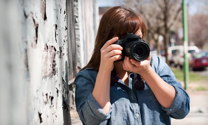Dean Oros Photography + Design - Toronto: Half-Day DSLR Photography Workshop for One or Two at Dean Oros Photography + Design (Up to 89% Off)