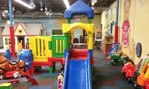 Kids' Fun Stop: 2, 5, or 10 Groupons, Each Good for One Drop-In Play Visit for One Child at Kids' Fun Stop (Up to 51% Off)