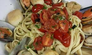 Cara Mia: $30 for $50 Worth of BYOB Italian Food at Cara Mia, Available Sunday-Thursday