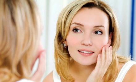 Up to 15 or 20 Units of Botox Plus Dental Exam at Center for Cosmetic, Implant & Neuromuscular Dentistry (Up to 56% Off)