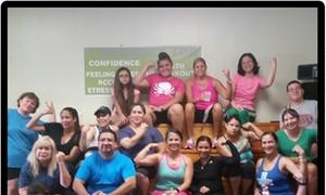 TRX Fitness: 20 Zumba Classes at Trx Fitness (75% Off)