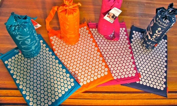 Spoonk Acupressure Cotton Mats: Spoonk Acupressure Cotton Mats and Travel Mats. Multiple Options Available. Free Shipping and Returns.