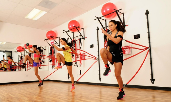 Studio HV - The Towers At South Towne: $39 for One Month of Unlimited Fitness Classes at Studio HV ($159 Value)