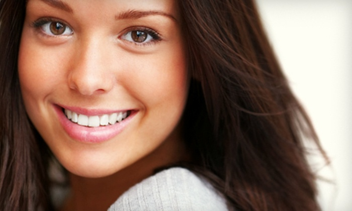 SmileAway Family Dentistry - Walnut Creek Homeowners Association: Dental Exam with Cleaning, Fluoride Treatment, and Optional Whitening Kit at SmileAway Family Dentistry (Up to 78% Off)