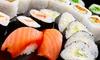Hashi Fusion Japanese Cuisine - Hashi Fusion Japanese Cuisine: Sushi and Starters or Main Meal and Dessert at Hashi Fusion Japanese Cuisine