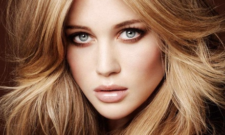 Up to 60% Off Haircuts & Color at Simply Salon