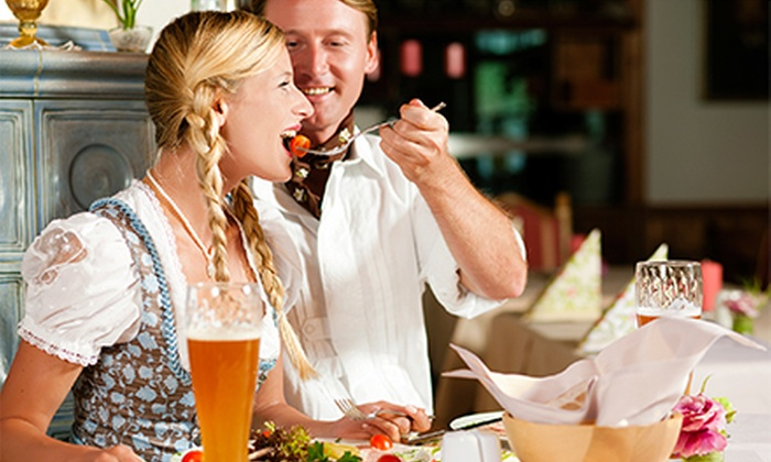 Oktoberfest at the Wineries & Grille - Saint Croix Falls: Oktoberfest Sampler Package for Two or Four at Wineries and Grille in St Croix Falls (Up to 53% Off)