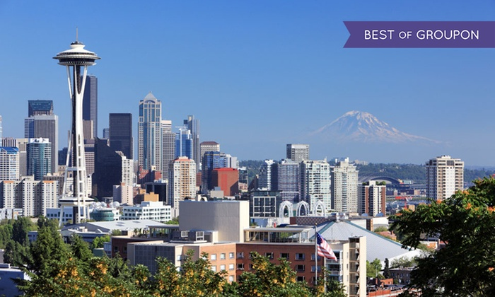 Executive Hotel Pacific - Seattle, WA: Stay for Two at Executive Hotel Pacific in Seattle, WA, with Dates Available into April