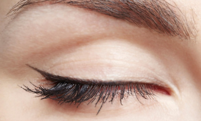Makeup By Sherviii - Beltsville: Full Set of Eyelash Extensions at Makeup By Sherviii (50% Off)