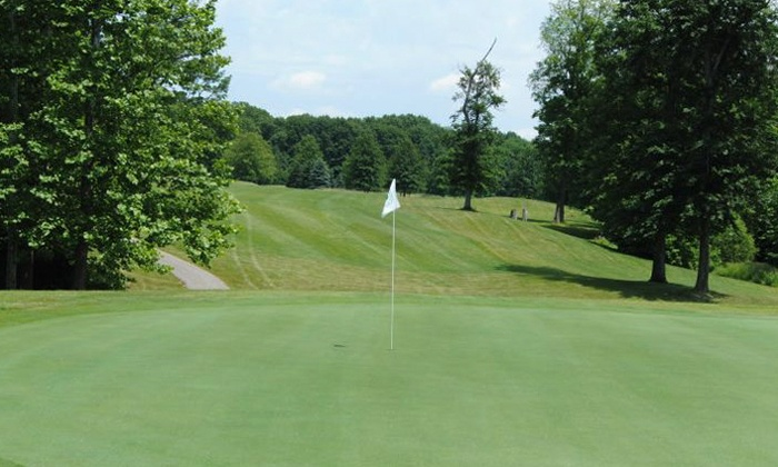 The Golf Club of Bucyrus - Bucyrus: 18-Hole Round of Golf with Cart Rental for Two or Four at The Golf Club of Bucyrus (Up to 50% Off)