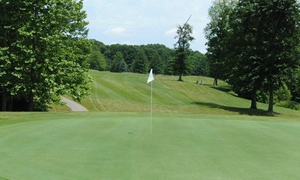 The Golf Club of Bucyrus: 18-Hole Round of Golf with Cart Rental for Two or Four at The Golf Club of Bucyrus (Up to 50% Off)