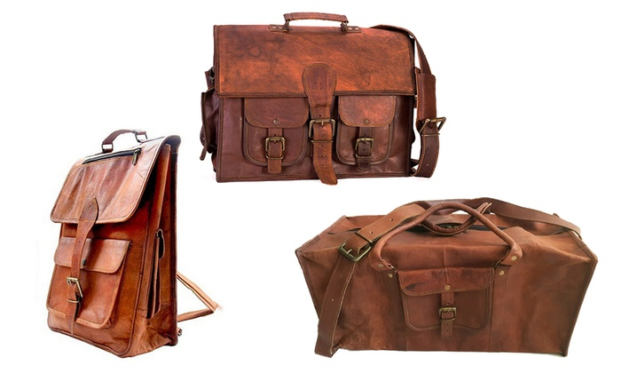 Leather Bags or Backpacks  b8a9c52b0269a