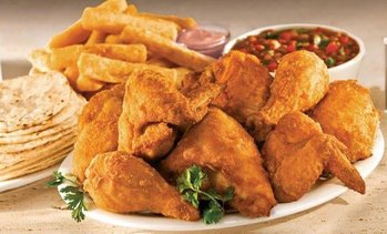 Up to 40% Off Flavorful Chicken at Pollo Campero
