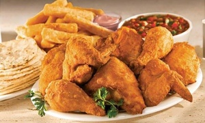 Up to 45% Off Flavorful Chicken at Pollo Campero at Pollo Campero, plus 6.0% Cash Back from Ebates.