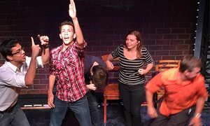 Flashform House Team Show : Flashform House Team Improv Comedy Show on February 28–April 24
