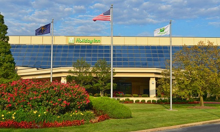 Groupon Deal: Stay at Holiday Inn Evansville Airport in Evansville, IN; Dates into June