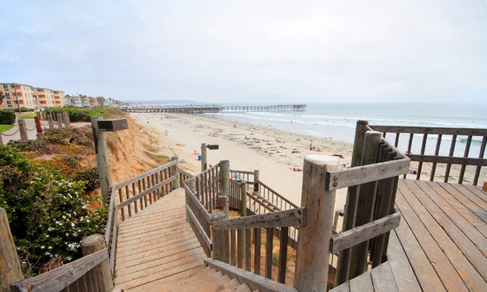 Pacific Shores Inn - San Diego: Stay at Pacific Shores Inn in San Diego, CA; Dates into December
