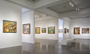 Oceanside Museum of Art: Oceanside Museum of Art Visit for Two or Four (Up to 47% Off)